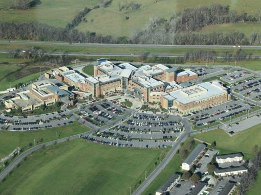 Johnston Memorial Hospital Replacement Facility in Abingdon, VA