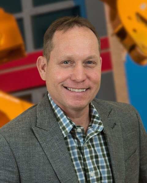 Jeff Williams, Vice President of Field Operations at Glenn E. Mitchell & Co., A Leading Concrete Construction Contractor in the Southeast