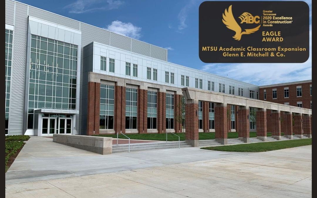 MTSU Academic Classroom Expansion