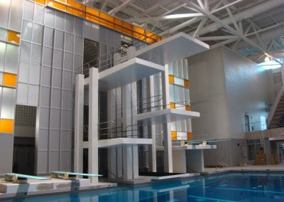 Allan Jones Aquatic Center University of Tennessee 1