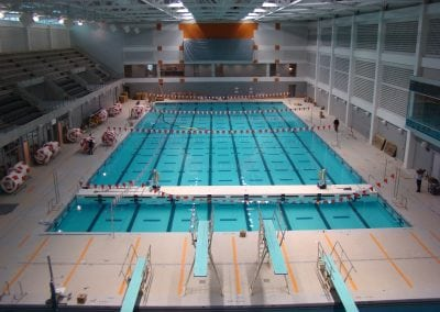 Allan Jones Aquatic Center University of Tennessee 2