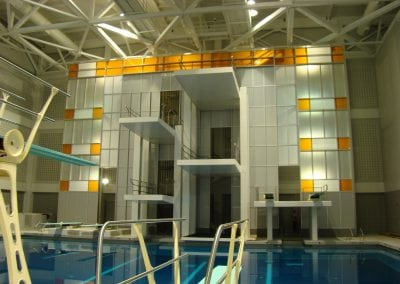 Allan Jones Aquatic Center University of Tennessee 3