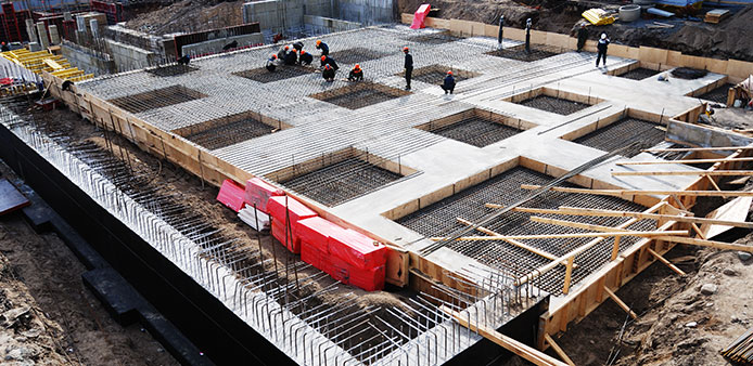 Commercial Concrete Construction Concrete Contractors